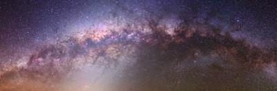 The Milky Way and its Bright Galactic Bulge Towards Constellations Scorpius and Sagittarius by Babak Tafreshi