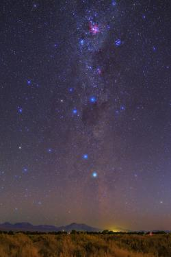 The Southern Milky Way over the Atacama Desert by Babak Tafreshi