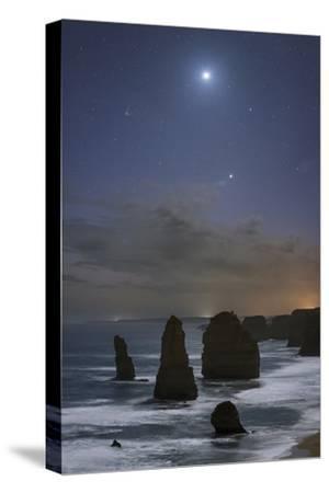 The Twelve Apostles Rocks on the Coast of Victoria, Australia