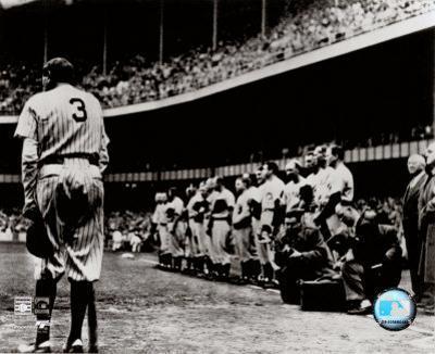 Babe Ruth - Farewell