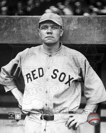Babe Ruth - Red Sox