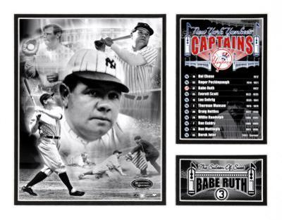Babe Ruth - Yankees Captain
