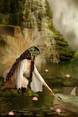 Water Fairy by Babette