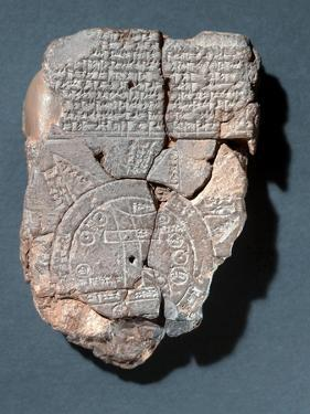 Babylonian Map of the World