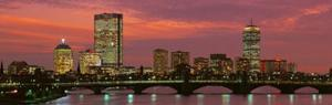 Back Bay, Boston, Massachusetts, USA