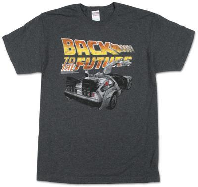 Back to the Future - BTF Car