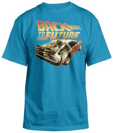 Back To The Future - BTF Delorean