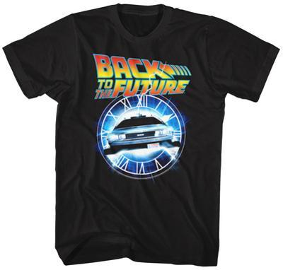 Back To The Future- Flying Through Time