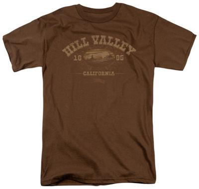 Back to the Future - Hill Valley 1855