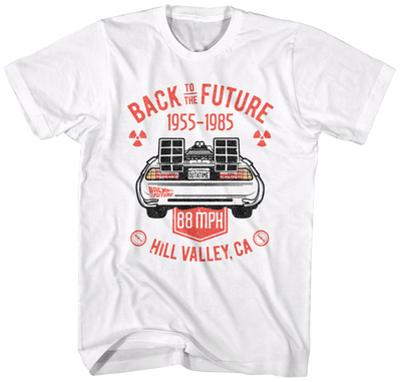 Back To The Future- Hill Valley Classic 55-85