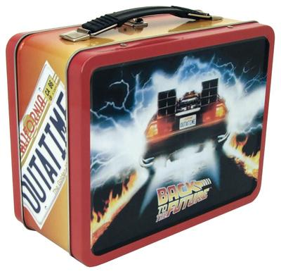 Back to the Future - OUTATIME Lunch Box