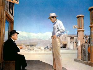 Bad Day At Black Rock, Spencer Tracy, Robert Ryan, 1955
