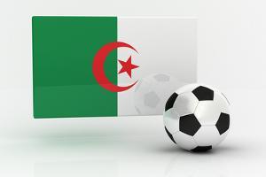 Algeria Soccer by badboo