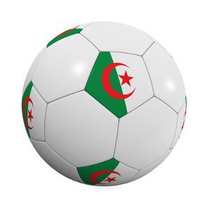 Algerian Soccer Ball by badboo