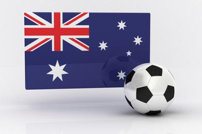 Australia Soccer by badboo