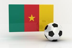 Cameroon Soccer by badboo