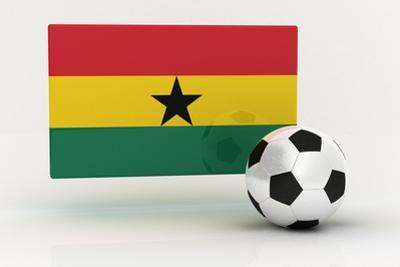 Ghana Soccer by badboo