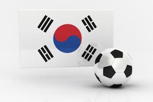 Korea Republic Soccer by badboo