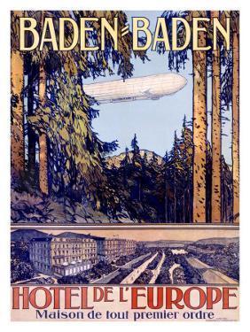 Baden Baden by Airship Hotel