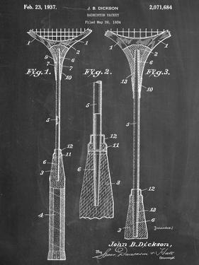 Badminton Racket Patent