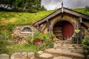 Baggin Hobbit Home New Zealand
