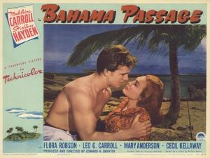 Bahama Passage, 1941