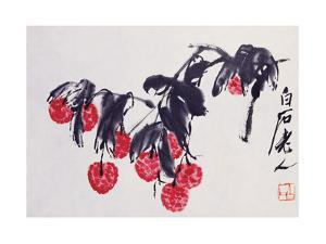 Litchis by Baishi Qi