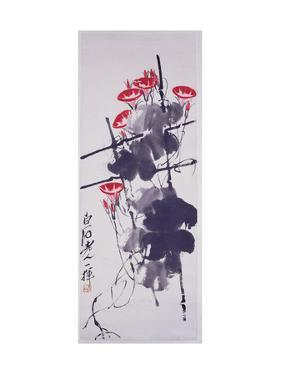 Morning Glories by Baishi Qi