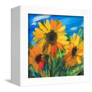 The Sunflowers by balaikin2009