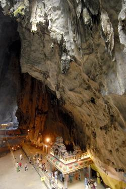 Batu Caves, Kuala Lumpur, Malaysia, Southeast Asia, Asia by Balan Madhavan