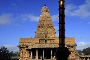 Brihadeeshwara Temple, Thanjavur, Tamil Nadu, India, Asia by Balan Madhavan
