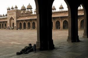 Fatehpur Sikri, UNESCO World Heritage Site, Uttar Pradesh, India, Asia by Balan Madhavan