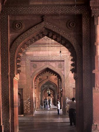 Fatehpur Sikri, UNESCO World Heritage Site, Uttar Pradesh, India