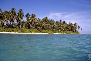 Kadamat Island, Lakshadweep Islands, India, Indian Ocean, Asia by Balan Madhavan