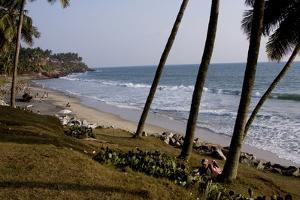 Kovalam Beach, Trivandrum, Kerala, India, Asia by Balan Madhavan