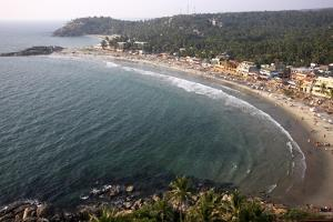 Kovalam Beach, Trivandrum, Kerala, India, Asia by Balan Madhavan