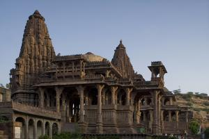 Monuments, Mandore, Near Jodhpur, Rajasthan, India, Asia by Balan Madhavan