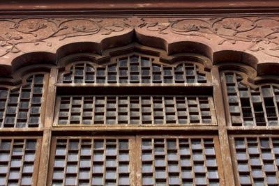 Mughal Architecture, Delhi, India, Asia