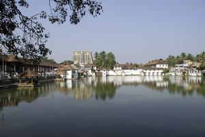Sree Padmanabhaswamy Temple, Thiruvananthapuram, Kerala, India, Asia by Balan Madhavan