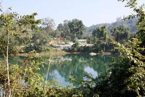 Steve Irwin Crocodile Park, Trivandrum, Kerala, India, Asia by Balan Madhavan