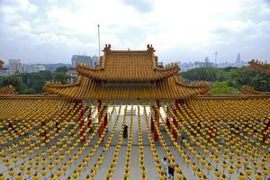 Thean Hou Temple, Kuala Lumpur, Malaysia, Southeast Asia, Asia by Balan Madhavan