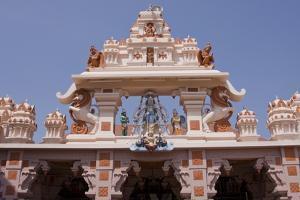 Udupi Sree Krishna Temple, Karnataka, India, Asia by Balan Madhavan