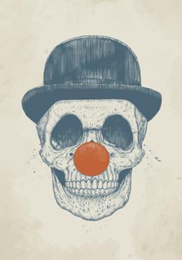Dead Clown by Balazs Solti