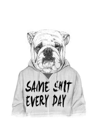 Same Shit Every Day by Balazs Solti
