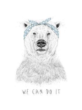We Can Do It by Balazs Solti