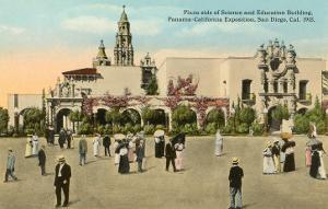 Balboa Park, Panama California Exposition, San Diego, California