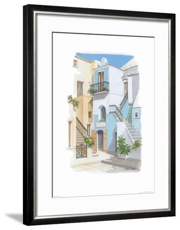 Balconi 4--Framed Art Print