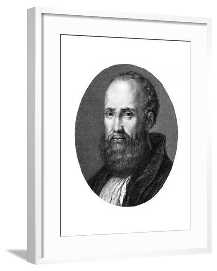 Baldassare Castiglione--Framed Giclee Print
