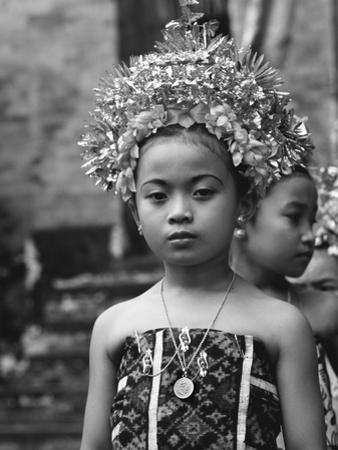 Bali Aga Little Girl