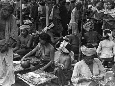 Bali Market Traders